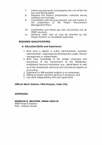 FINANCIAL ANALYST I (Budget)-page 2